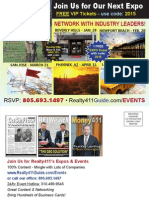 Realty411's Real Estate Expos - Spring 2015