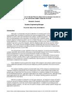 Sample Handling System for Analyzer