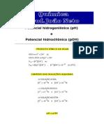 Calculo de Ph