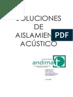 Soluciones de Aislamiento Acustico Andimat Jun09