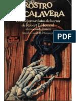 Rostro de Calavera - Robert E. Howard