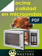 Cocina de Calidad en Microondas.kn
