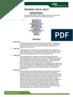 Deal Report Feb 14 - Apr 14
