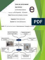 Diferencia Entre Embajada y Consulado Eber