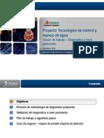 20121116_PT Control y Manejo de Agua_Sesión de Trabajo – Diagnóstico a Nivel Yacimiento_DG