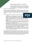 Polarity Management Executive Summary
