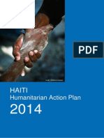 hap 2014 haiti