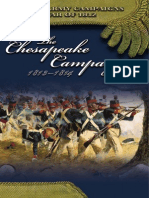 The Chesapeake Campaign, 1813-1814