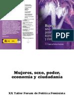 Prostitucion Poder y Economia