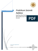 Seismik Refleksi_Importing Data Seismik