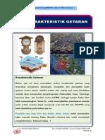 1._KARAKTERISTIK_GETARAN