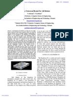 IAETSD-The Universal Brain for All Robots