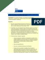 Requisitos y Trámites Secretaría Derechos Humanos, Justicia, Población y Descentralizacion