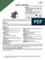 412110 - b9. Instrumentation - Murphy Vs2 Shock-Vibration Control