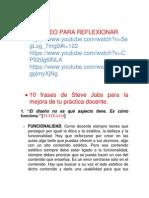 10 Frases de Steve Jobs Para La Mejora de Tu Práctica Docente
