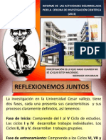 Investigacion Formativa Ucv