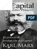 El Capital de Marx