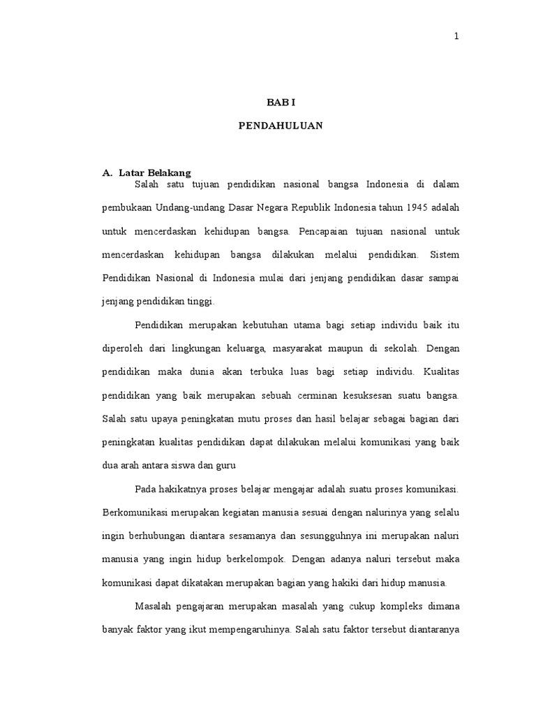 Proposal Penelitian Doc