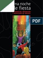 Una Noche de Fiestas-Informacion,Prevencion y Reduccion de Riesgos