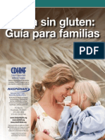 Dieta Sin Gluten-Guia Para Familias