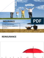 Reinsurance sector market analysis