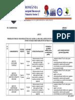 Anunt Concurs 16 Octombrie 2014 Publicat in Data de 15.09.2014