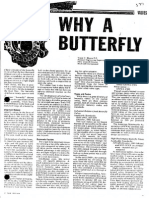 Why a Butterfly 1984