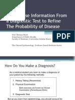 Diagnostic Test (Prof. Bhisma)