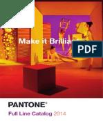 Pantone Catalog 2014
