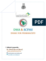 Dha & Scfhs Exams