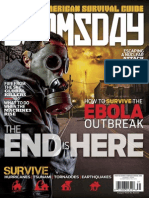 American Survival Guide Magazine Doomsday Spring 2015