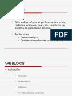Sitio Web en El Que Se Publican