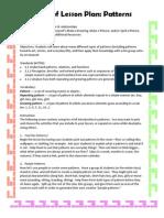 Patterns Resource