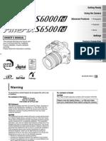 Finepix s6500fd Manual