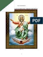 Dumnezeu Tatl in Patrologia Cretin Ortodox