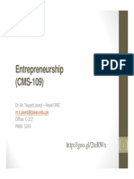 Ch1 - Entrepreneurship and New Venture Opportunities