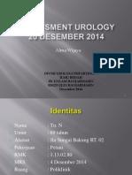 Assesment Urologi BPH EDITED.pptx
