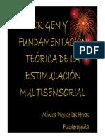 09 Origen y Fundamentacion de La Estimulación Multisensorial
