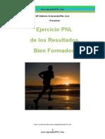 Ejercicio PNL de Los Resultados Bien Formados- AprenderPNL