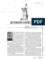 Delval - Hoy Todos Son Constructivistas