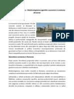 Romassets - 7 Octombrie 2014 - Investitiile in Romania – Retehnologizarea Agentilor Economici Si Cresterea Eficientei