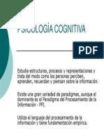 Intro Psicologia y Terapias Cognitivas