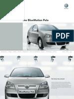 110. Polo BlueMotion November 2007