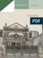 COLECCION PENSAMIENTO DOMINICANO Vol 2