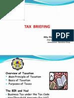 Taxation Acel
