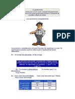 La grammaire le pronom.doc