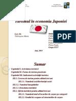 Turismul in Economia Japoniei - ETI 2 (1)