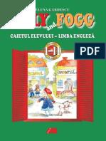 Preview Tilly and Fogg Caietul Elevului Limba Engleza Clasele I II Gardescu 3557