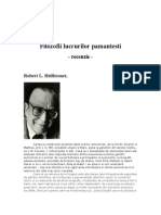Filosofii Lucrurilor Pamantesti - Robert Heilbroner