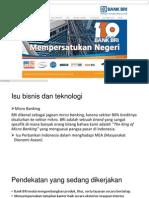 Enterprise System - Bank BRI